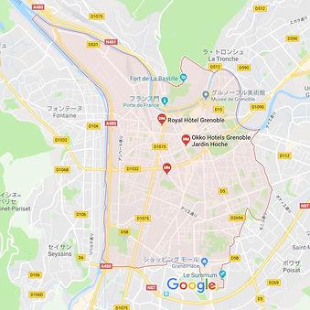 Grenoble / グルノーブル