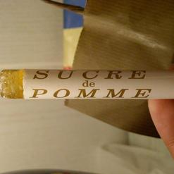 Sucre de Pomme