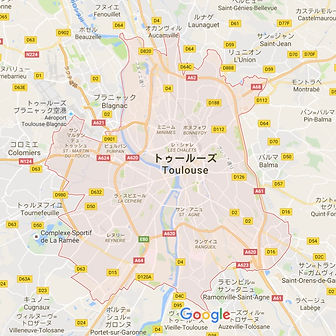 Toulouse / トゥールーズ