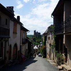 Village et Château de Najac