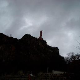Statue de Notre Dame
