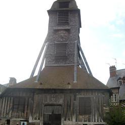 Clocher de l'Eglise St.Catherine de Honf