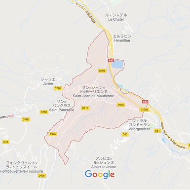 St Jean de Maurienne / サン・ジャン・ドゥ・モリエンヌ