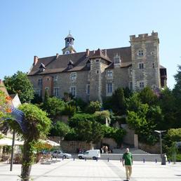 Le Château des Ducs de Bourbon