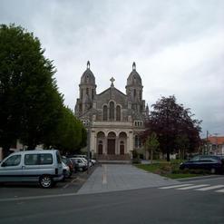 Eglise de Sacré Cœur