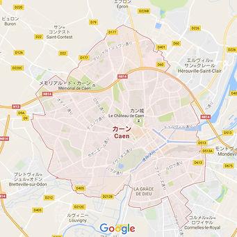 Caen / カーン