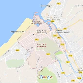Deauville / ドーヴィル