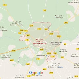 Mont de Marsan / モン・ド・マルサン