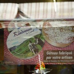 Le Randonneur du Cantal