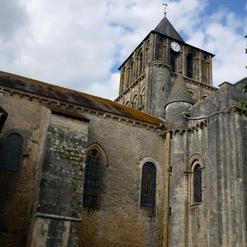 Eglise Notre Dame et Saint Junien