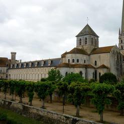 Abbatiale de Saint Savin sur la Gartempe