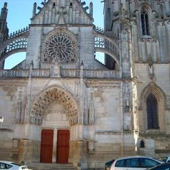 L'ancienne collégiale Saint-Martin