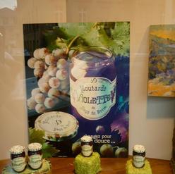 Moutarde  de Violette