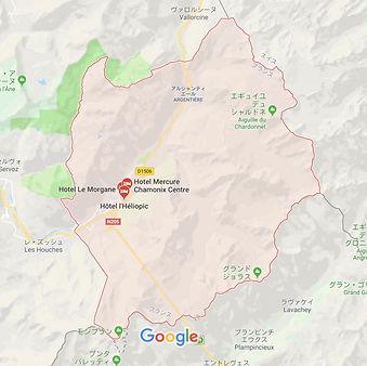 Chamonix Mont Blanc / シャモニー・モン・ブラン