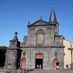 La Basilique Saint Amable
