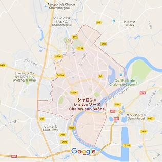Chalon sur Saône / シャロン・スュル・ソーヌ