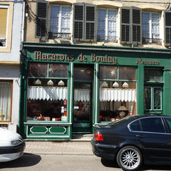 Les macarons de Boulay Maison Alexandre