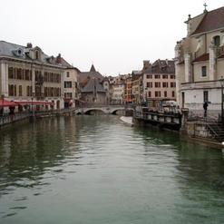 La Venise des Alps