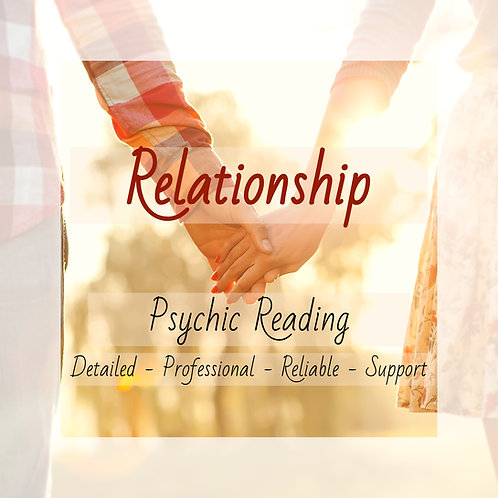 Very Detailed Relationship Psychic Reading