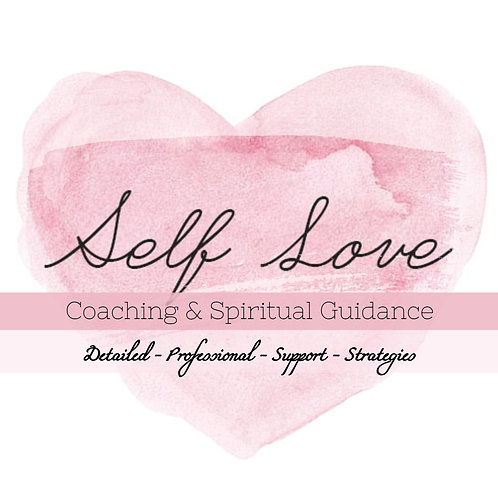 Self Love Psychic Guidance - Spiritual Coaching - Clearing Blockages - Energy Al