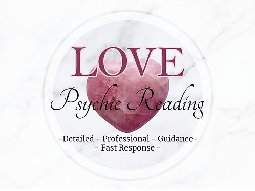 Very Detailed Love Psychic Reading