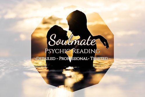 Soulmate Psychic Reading - Singles or Relationships - Who, What, Where, When?