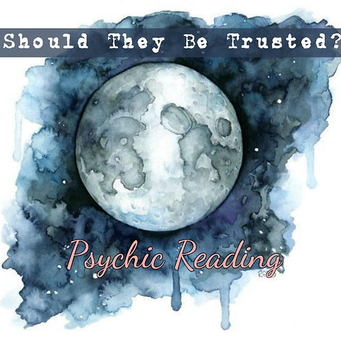Detailed Should They Be Trusted? Psychic Reading
