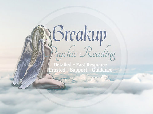 Very Detailed Breakup Psychic Reading