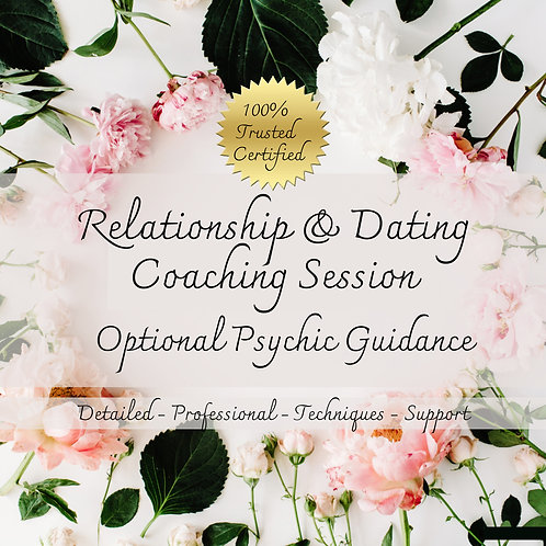Very Detailed Relationship & Dating Coach - URGENT Option - Psychic Guidance