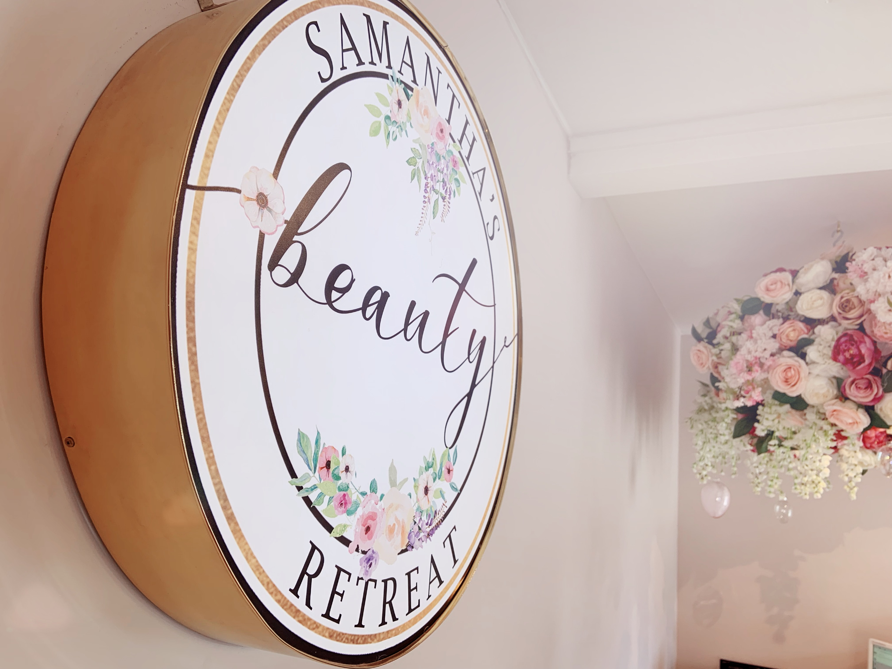 Samantha's Beauty Retreat