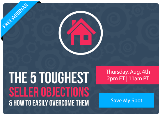 The 5 Toughest Seller Objections [FREE WEBINAR] | Keeping Current Matters