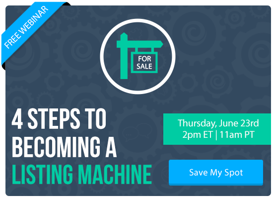 Free Webinar | 4 Steps to Becoming a Listing Agent | Keeping Current Matters