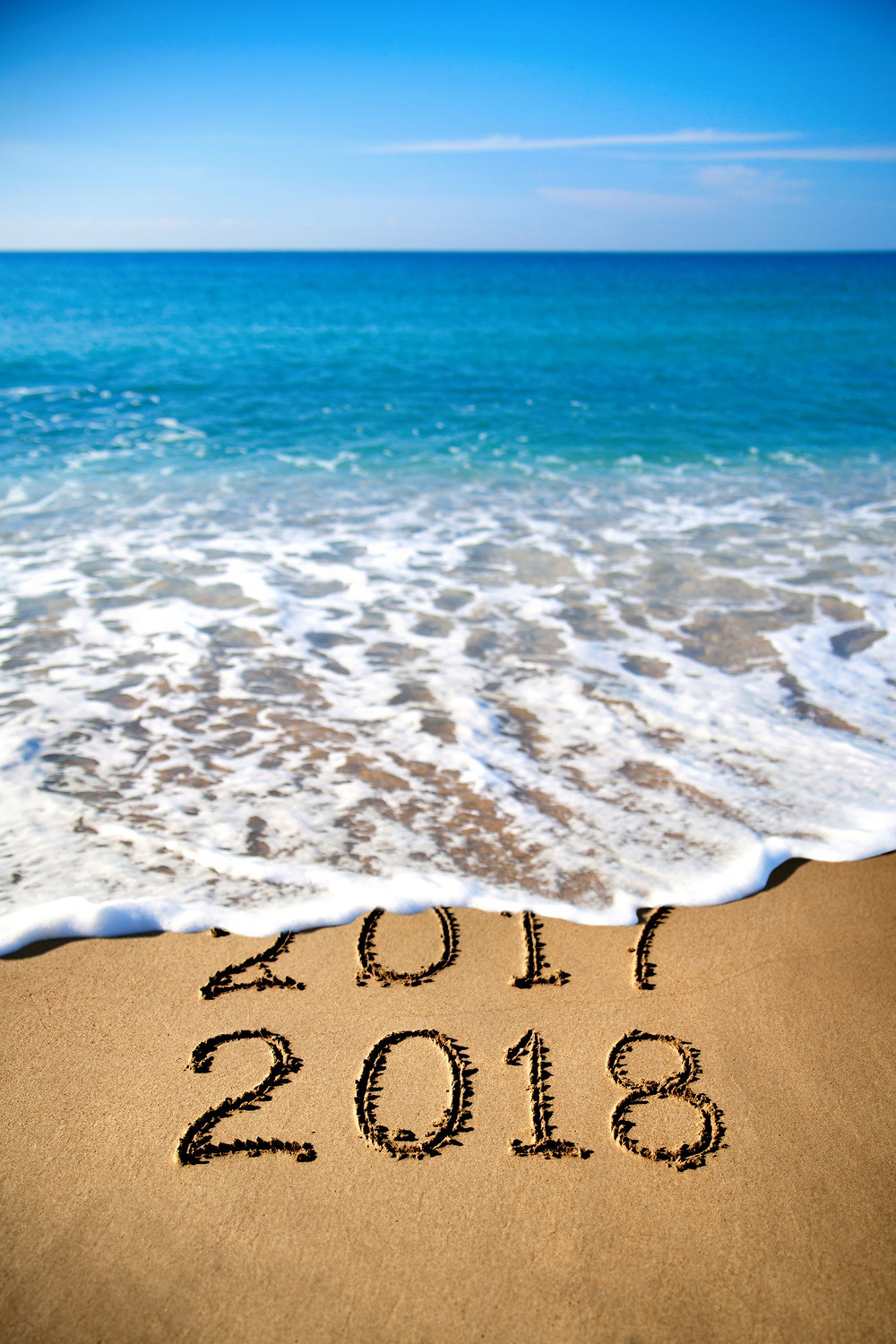 Here's to a Wonderful 2018! | Keeping Current Matters