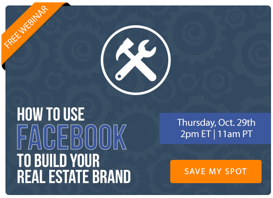 How to Use Facebook to Build Your Real Estate Brand [FREE WEBINAR]   Keeping Current Matters