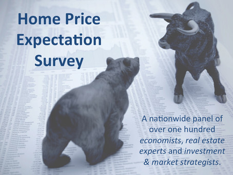 Home Price Expectation Survey Results Now Available!