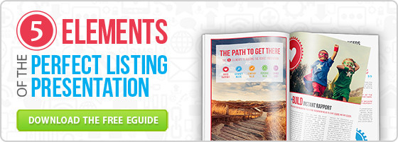 5 Elements of the Perfect Listing Presentation   Keeping Current Matters