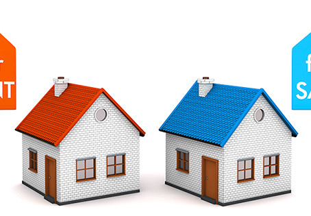 Buying a Home is 35% Less Expensive than Renting!