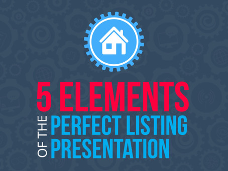 The PERFECT Listing Presentation!