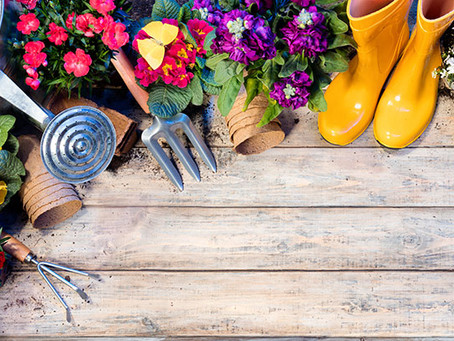 Your Home's Spring Maintenance Checklist [INFOGRAPHIC]