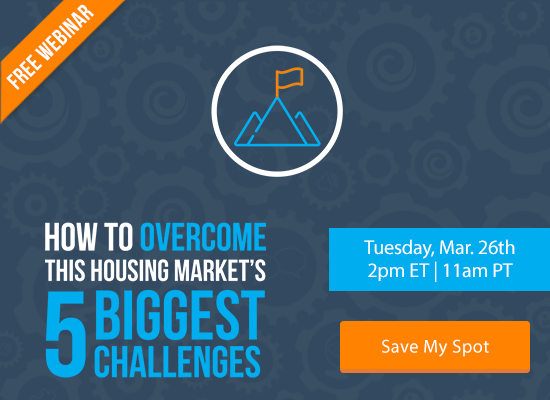 How to Overcome this Housing Market's 5 Biggest Challenges [FREE WEBINAR] | Keeping Current Matters