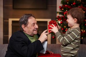 Grandson & Grandpa
