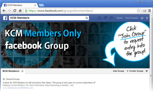 Facebook Group Cover