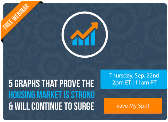 5 Graphs That Prove the Housing Market Is Strong and Will Continue to Surge [FREE WEBINAR] | Keeping Current Matters