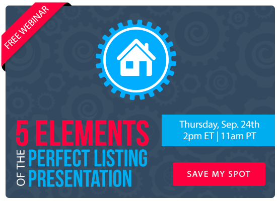 5 Elements of The Perfect Listing Presentation [WEBINAR] | Keeping Current Matters