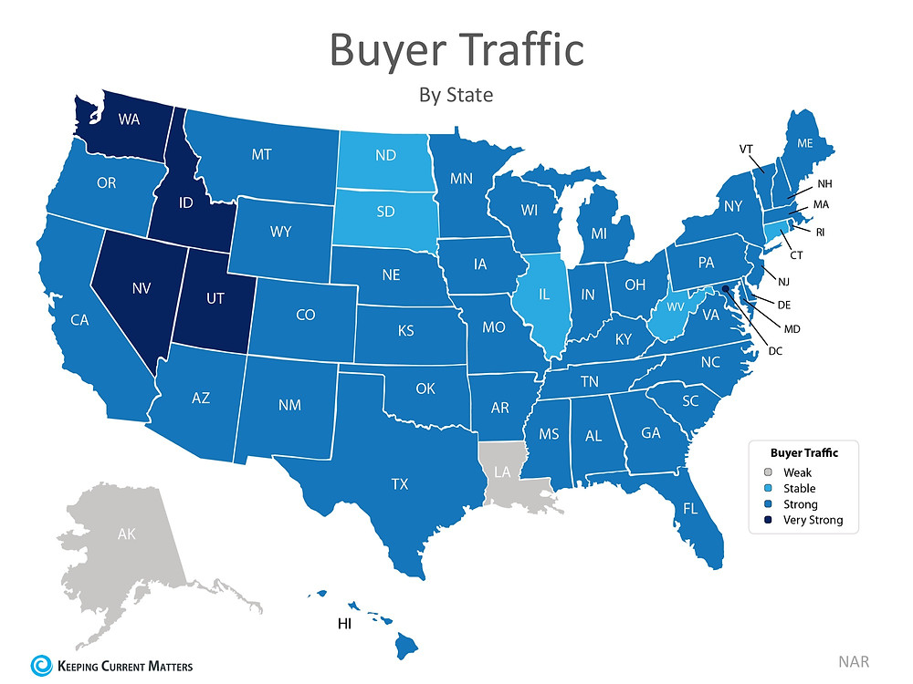 Latest NAR Data Shows Now Is a Great Time to Sell! | Keeping Current Matters