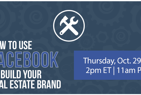 How Do You Use Facebook To Build Your Real Estate Brand?