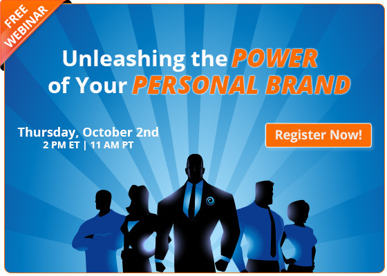 Free Webinar | Unleashing the Power of Your Personal Brand | Keeping Current Matters