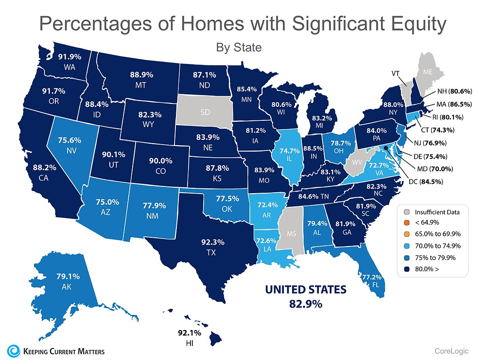 712,000 Homes in the US Regained Equity in the Past 12 Months! | Keeping Current Matters