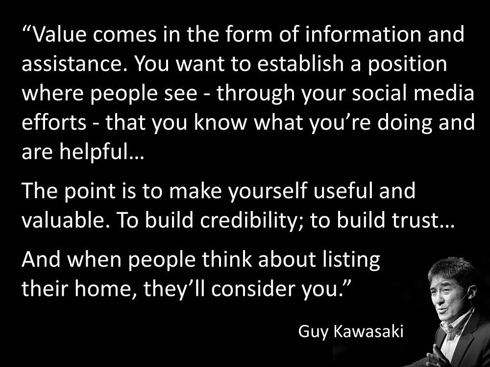 Guy Kawasaki   Keeping Current Matters