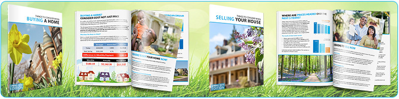 Spring Guides Are Now Available! Log In Now To Download!
